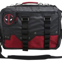 Deadpool Convertible Backpack