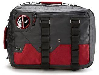 Deadpool Convertible Tactical Backpack