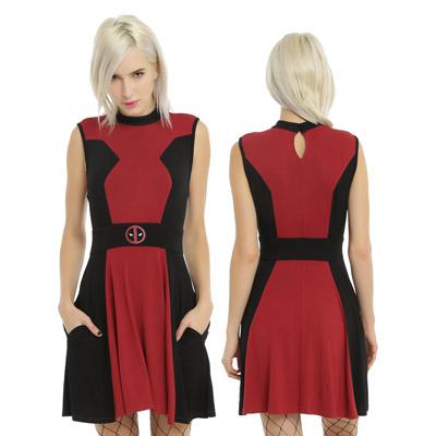 Deadpool Cosplay Dress - Gadget Lovers