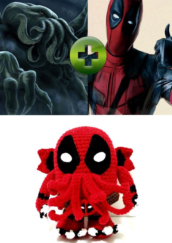 Deadpool Cthulhu