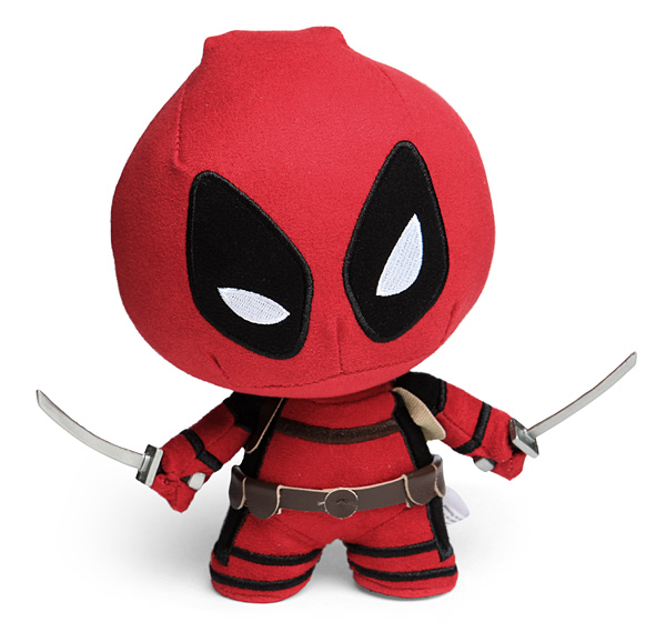 Deadpool Fabrikations Plush