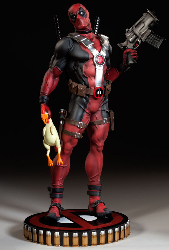 Deadpool Format Figure