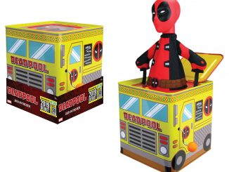 Deadpool Jack-in-the-Box