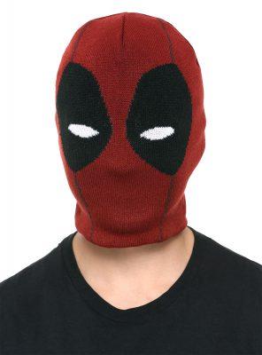 Deadpool Mask Face Beanie