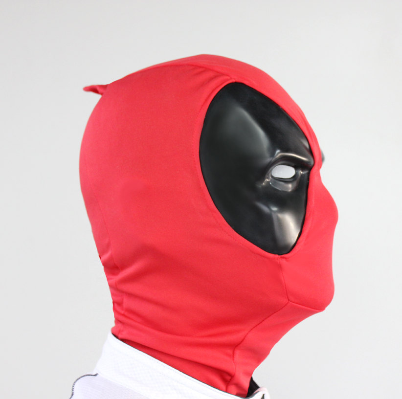 Marvel Comics Deadpool Mask
