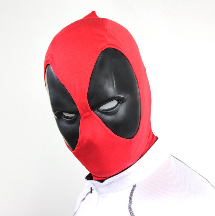 Marvel Comics Deadpool Mask