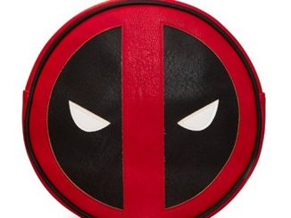 Deadpool Mini Die-Cut Backpack