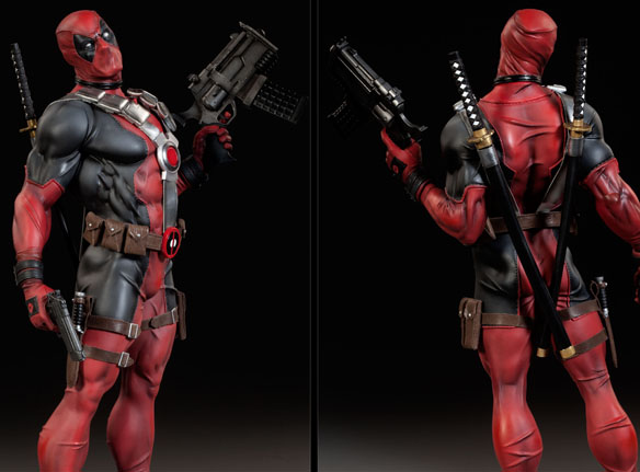 Deadpool Premium Collectible Figure