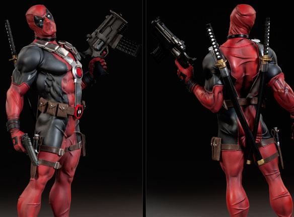 Deadpool Premium Collectible Figure