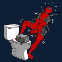 Deadpool Really Got To Go Shirt