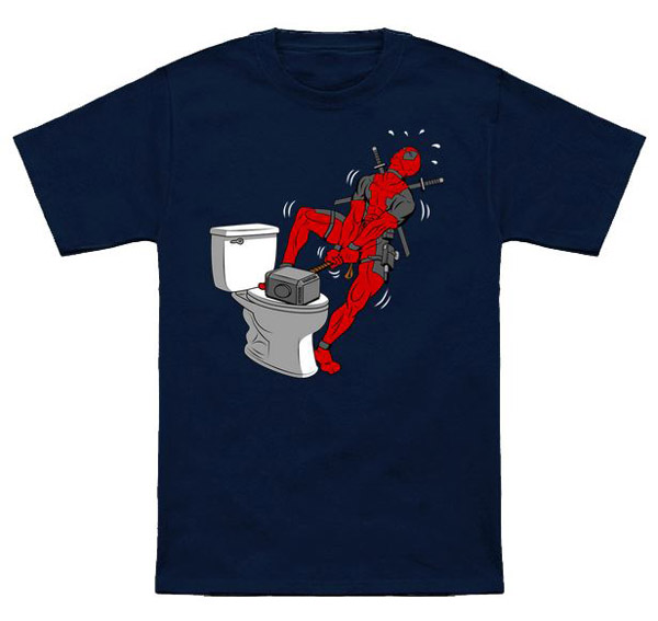 Deadpool Really Got To Go T-Shirt