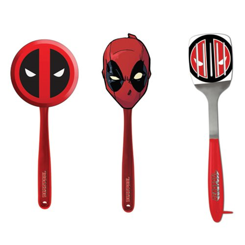 Deadpool Spatula 3-Pack