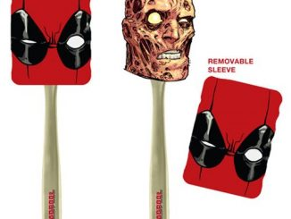 Deadpool Spatula with Removable Sleeve