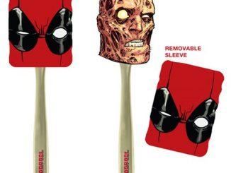 Deadpool Spatula with Removable Sleeve