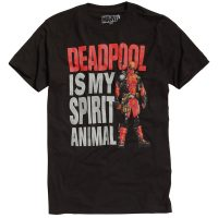 Deadpool Spirit Animal T-Shirt