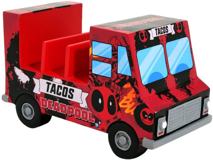 Deadpool Taco Truck Taco Holder