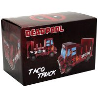 Deadpool Taco Truck Taco Holder Box