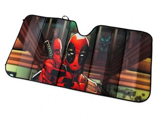 Deadpool - Thumbs Up Universal Sunshade