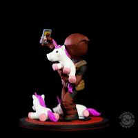 Deadpool Unicorn Selfie QMx Q-Fig