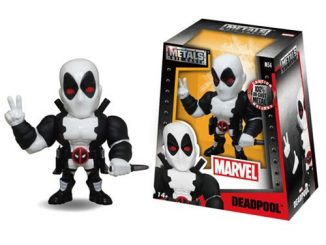 Deadpool White Costume 4-Inch Metals Die-Cast Action Figure