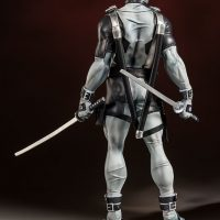 Deadpool X-Force Premium Format Figure Back