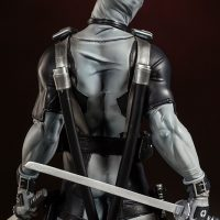 Deadpool X-Force Premium Format Figure Back Detail