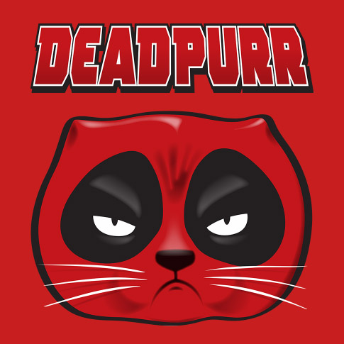 Deadpurr Shirt
