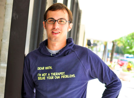 Dear Math, Im Not A Therapist Hoodie