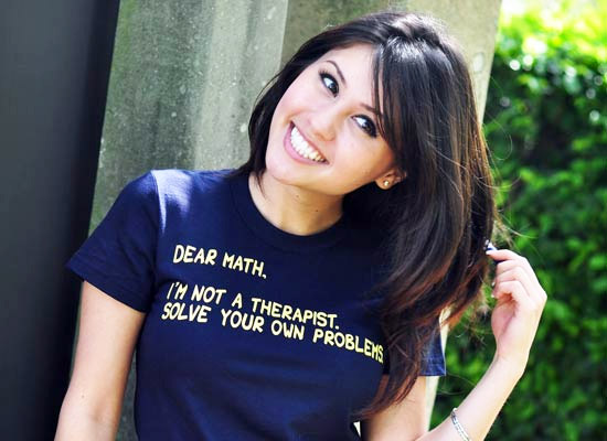 Dear Math, Im Not A Therapist T-Shirt