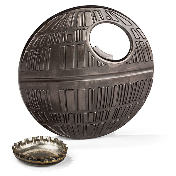 star wars death star bottle opener. Black Bedroom Furniture Sets. Home Design Ideas