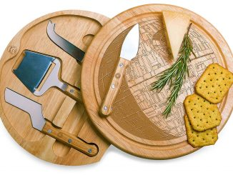 Death Star Cheeseboard Set