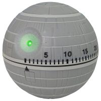 Death Star Cooking Timer