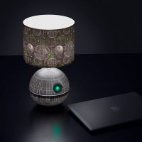 Death Star Desk Lamp