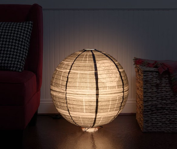 Death Star Giant Paper Lantern