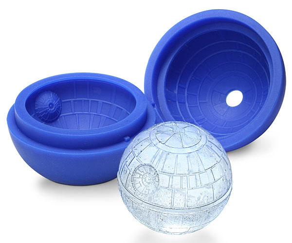 Death Star Ice SPHERE Tray