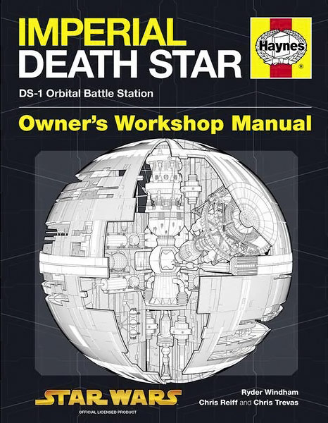 Death Star Manual DS 1 Orbital Battle Station