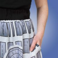 Death Star Maxi Skirt