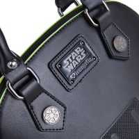 Death Trooper Mini Dome Vegan Leather Bag