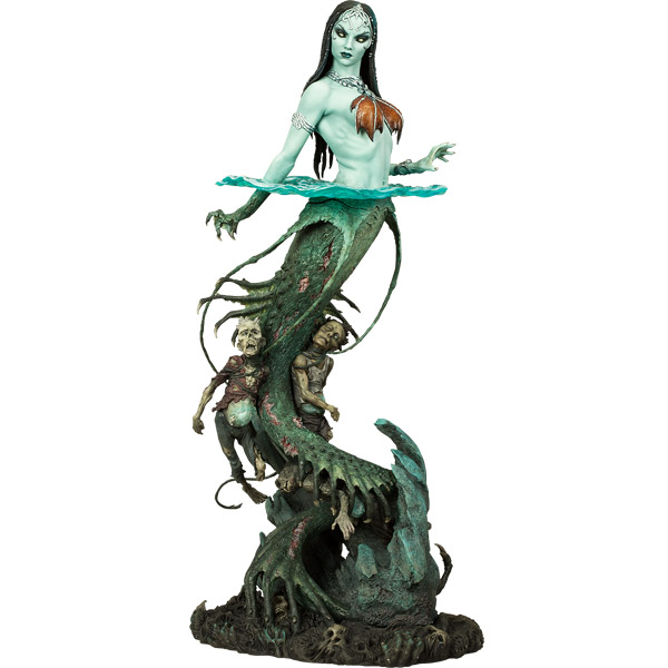 Deaths Siren Premium Format Figure