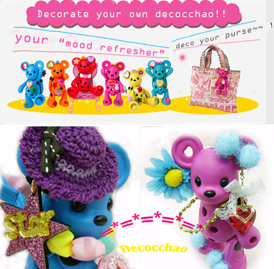 Decocchao Bears