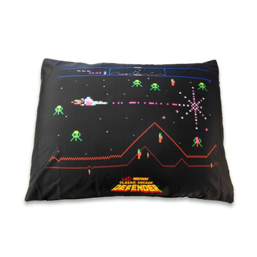 Defender Pillow Case