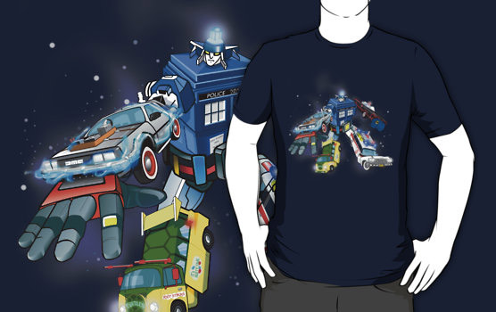 Defender of The Nerd-verse T-Shirt