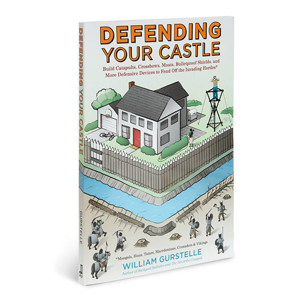 Defending Your Castle Book