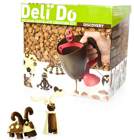 Deli'Do Chocolate Creation Kit