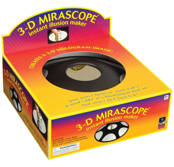 Deluxe 3D Mirascope