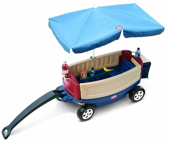 Deluxe Ride and Relax Wagon