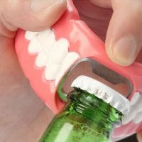Denture Bottle Opener
