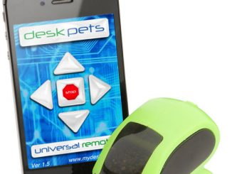 Desk Pet USB Tankbots