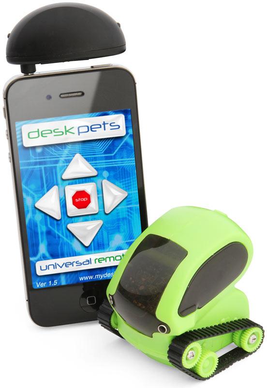 Desk Pet USB Tankbots