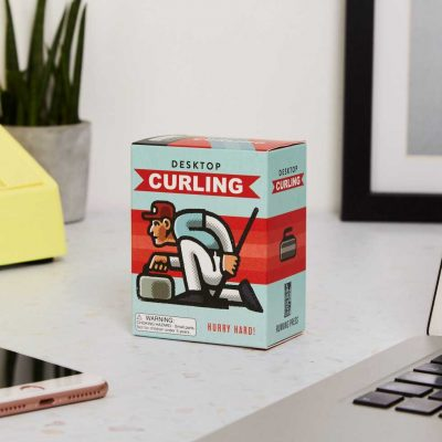Desktop Curling Set